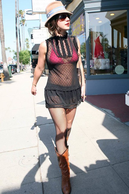 History! Britney spears see through