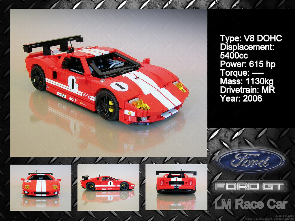 Ford Gt Lm Race Car For More Photos Description And