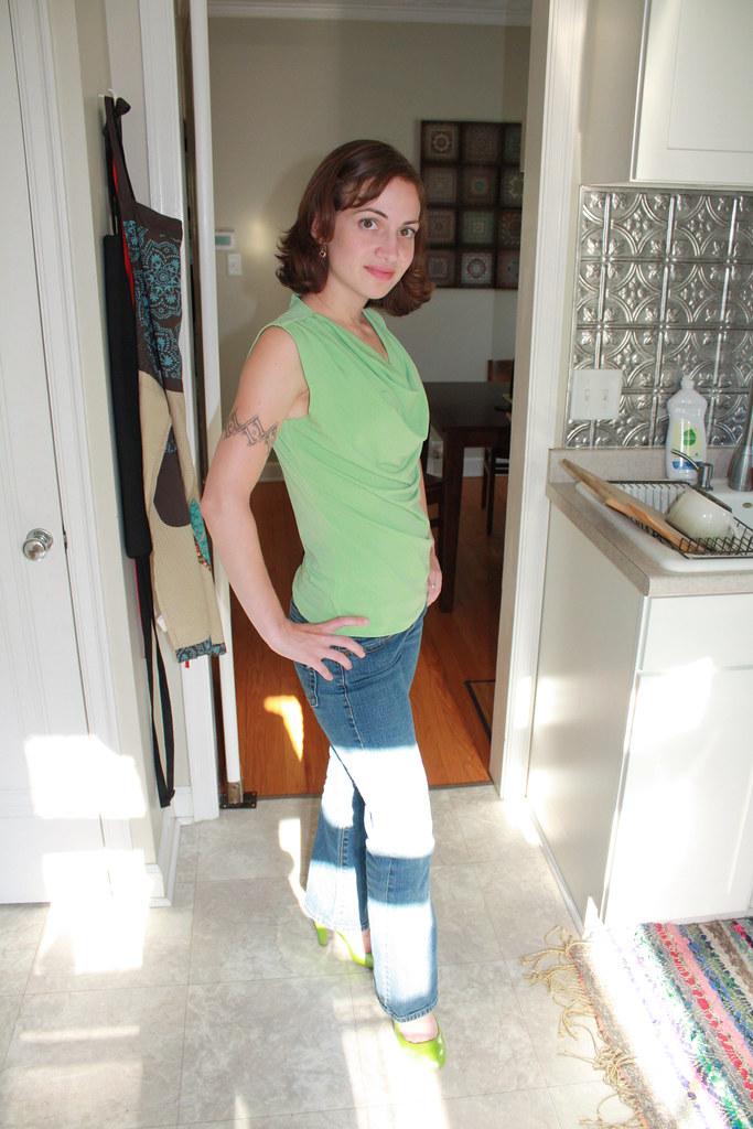 Shoes To Match Chiffon Dress