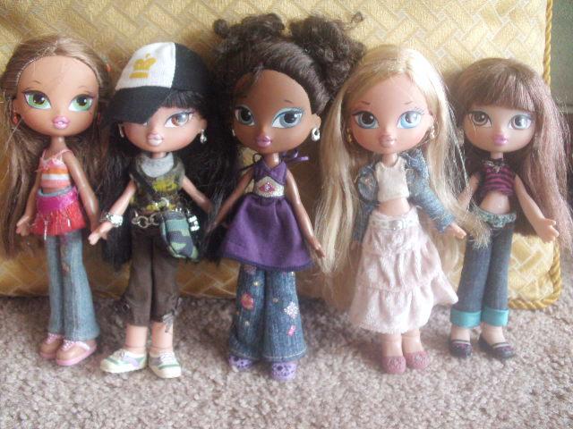 ONTD ORIGINAL: Bratz dolls through the years : ohnotheydidnt