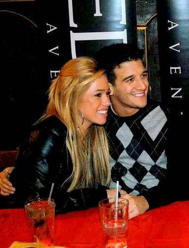 sabrina bryan dating mark ballas 2009
