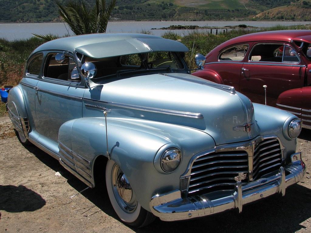 1942 Chevrolet Special Deluxe Fleetline Aerosedan (Custom ...