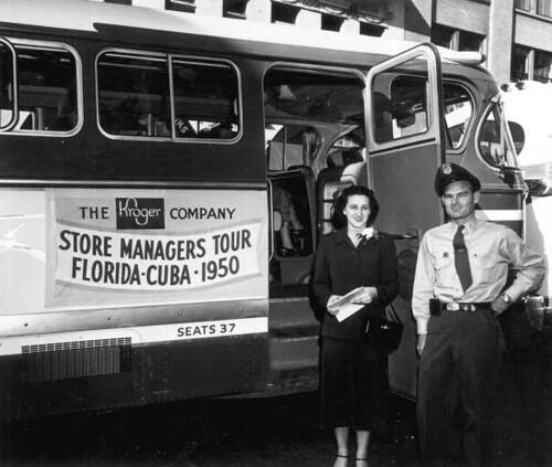 Jacksonville Florida Tour Bus