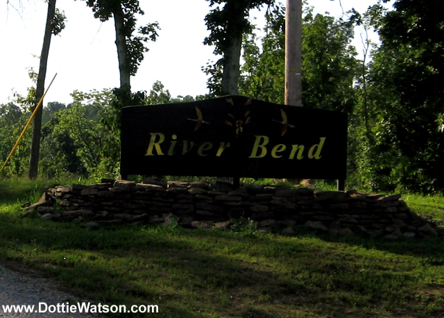 River Bend Falls At Rough River Lake Homes For Sale Cabins
