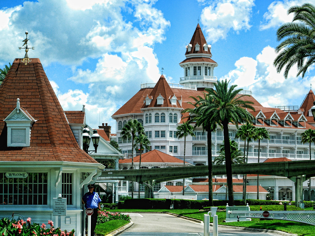 Grand Floridian Free Rooms
