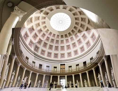 Altes Museum Dome Interior Pano Attempt By Jon Himoff