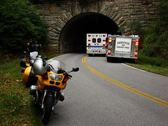 fork mountain tunnel brp wreck | by zen