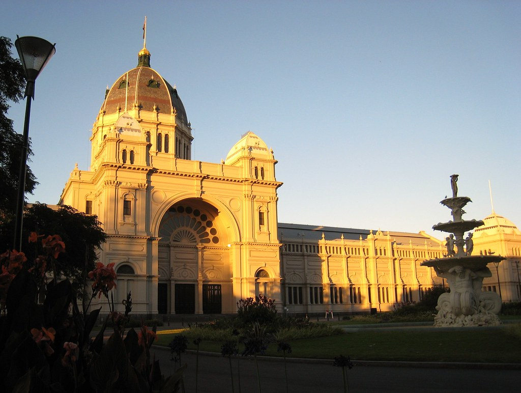 3d Exhibition Melbourne : The royal exhibition building melbourne australia
