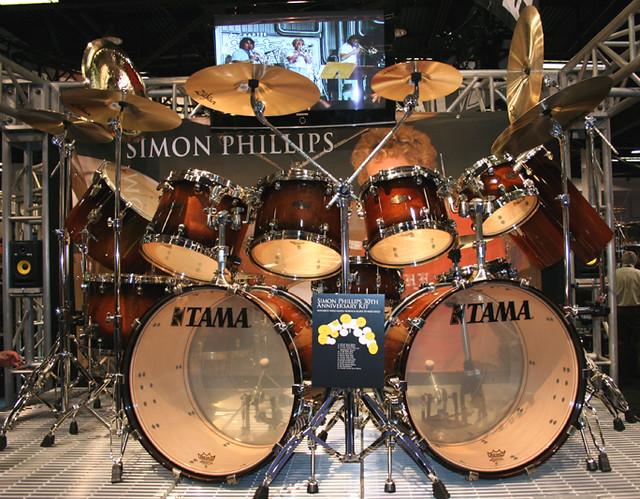 Yamaha Tom Cymbal Stand