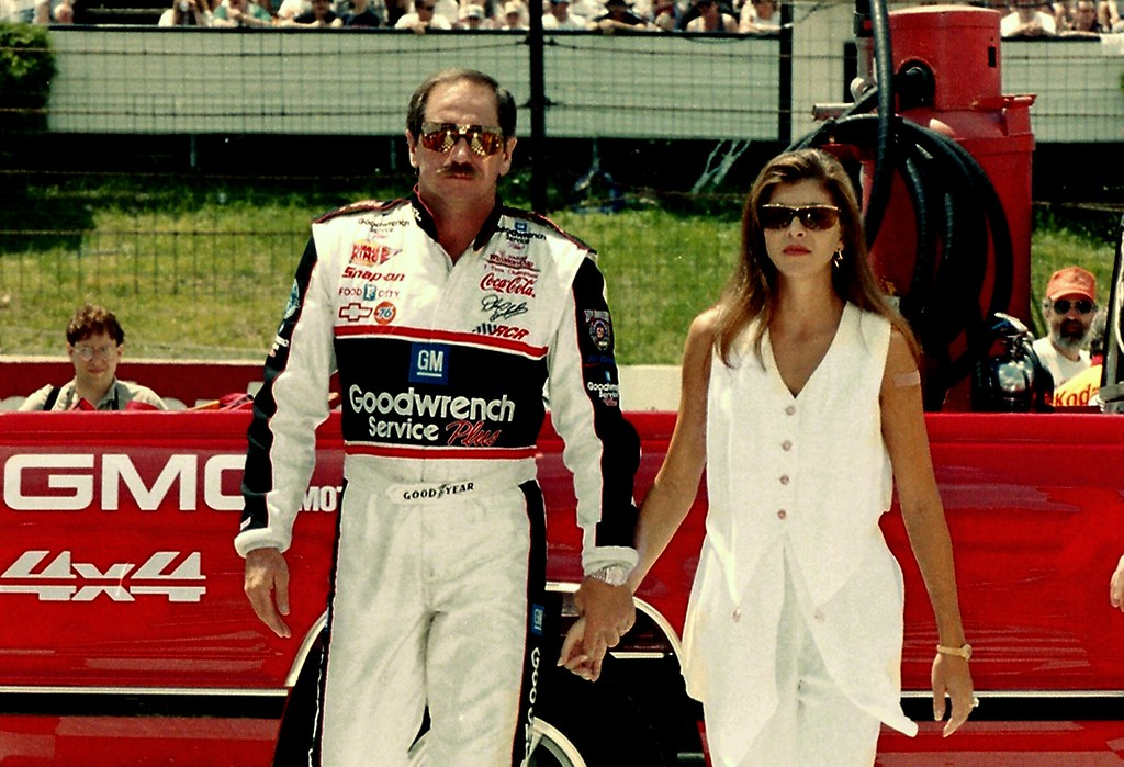 Dale earnhardt inc wedding