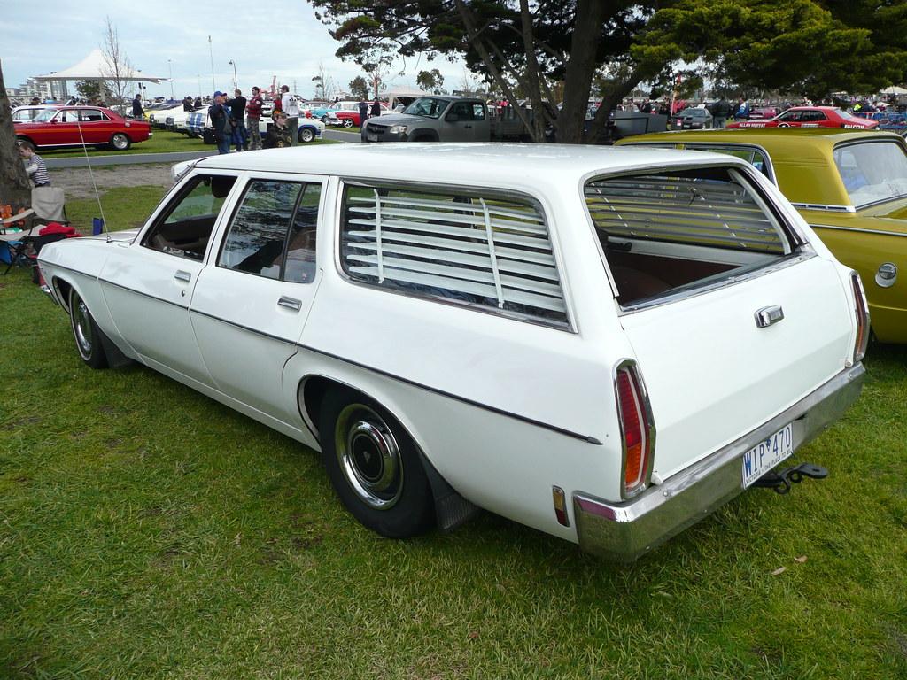 Holden Hq Kingswood Wagon Hj75 Flickr