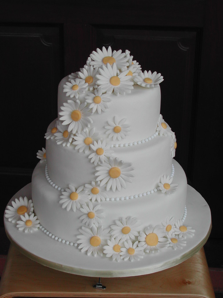 Gerbera Daisy Cake Decorations