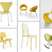 autumn colour week :: yellow chairs