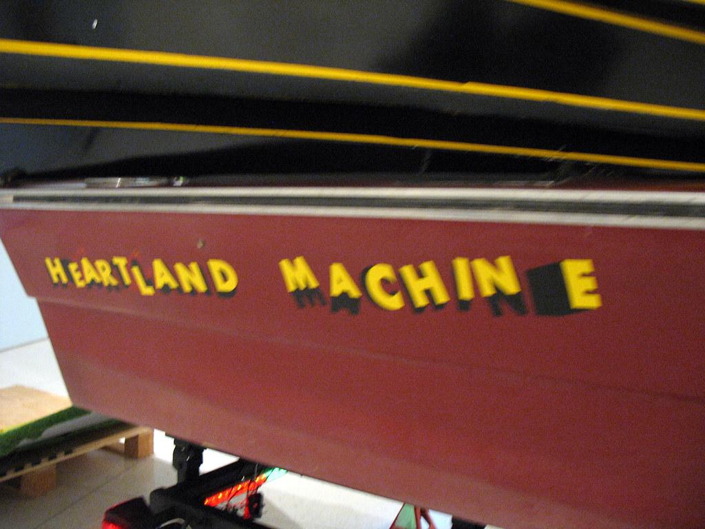 heartland machine