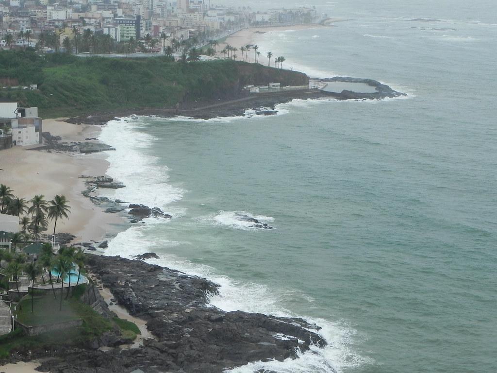 Fotos De Salvador Bahia Cidade E Mar Noite E Dia Beleza
