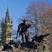 Cameronians Memorial, Kelvingrove