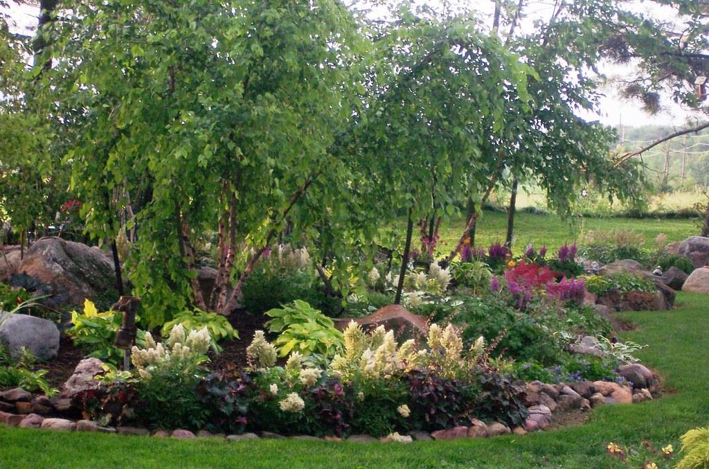 100 1618shade garden gardens landscaping wisconsin lan for Landscape my garden