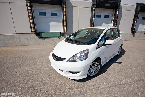 2009 Honda Fit Sport | by jason.hoang