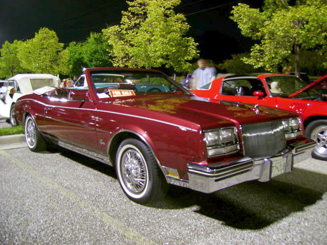 1984 buick riviera convertible lost in the 50s cruise nigh flickr. Black Bedroom Furniture Sets. Home Design Ideas