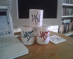 Coffee mugs: JASE & JASEzone | by JASElabs