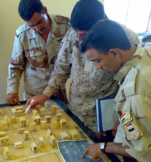 Iraqi NCOs attend master training course | by The U.S. Army