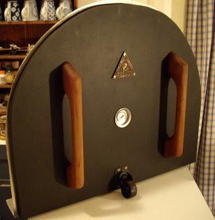 Pizza oven door wooden pizza oven door made in hobart for Door 2 door pizza