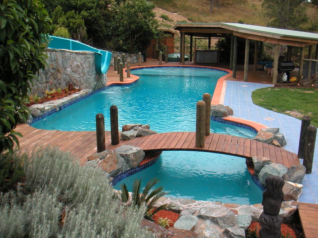 Designer custom concrete pool free form designer for 3d pool design online free