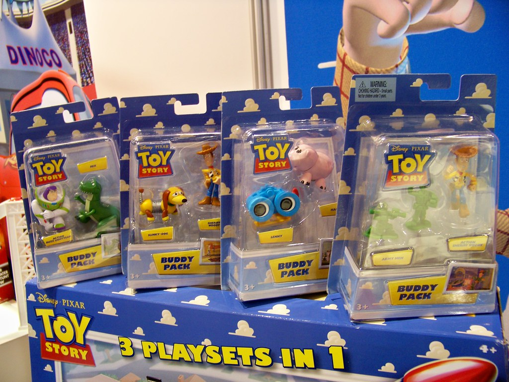 Best Toy Story Toys : Toy story toys at the top ten zone d expo
