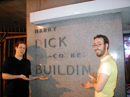 harry dick