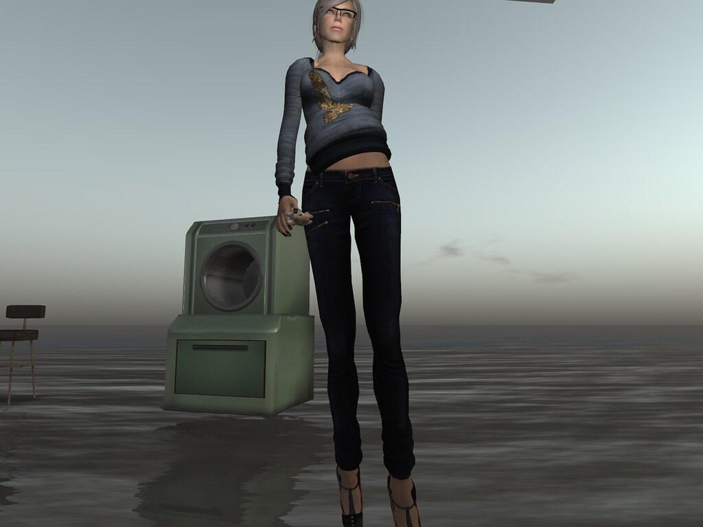 untitled | Emery - Outfit Singer #3 (Emery - Denim B-Zip, Em ...