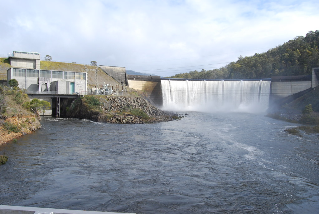 Repulse dam and power station repulse dam and power - Repulse power avis ...