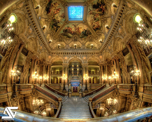 The Large Staircase | by A.G. Photographe