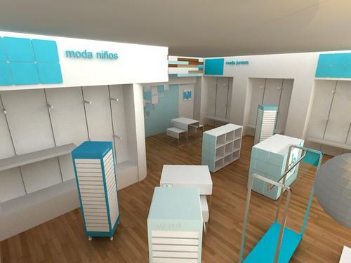 Dise o de muebles para ropa de ni os concept design for Diseno de muebles 3d
