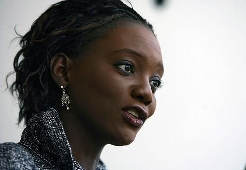 Rama Yade, Sexy French Politico  Frances Junior Minister -3119