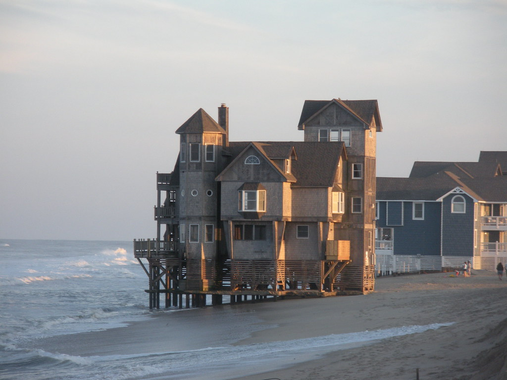 serrendipity house from the movie nights in rodanthe