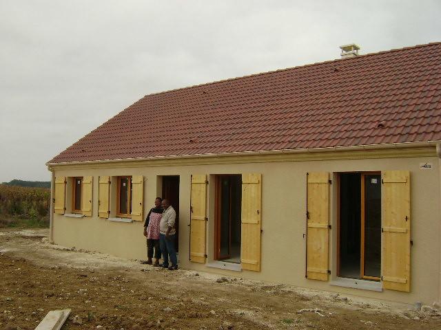 Modele maison pierre affordable ralisation maisons pierre for Modele maison nicolas