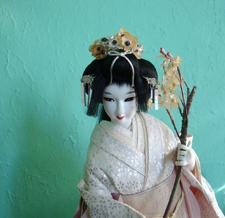 geisha doll | by Laurabelle1