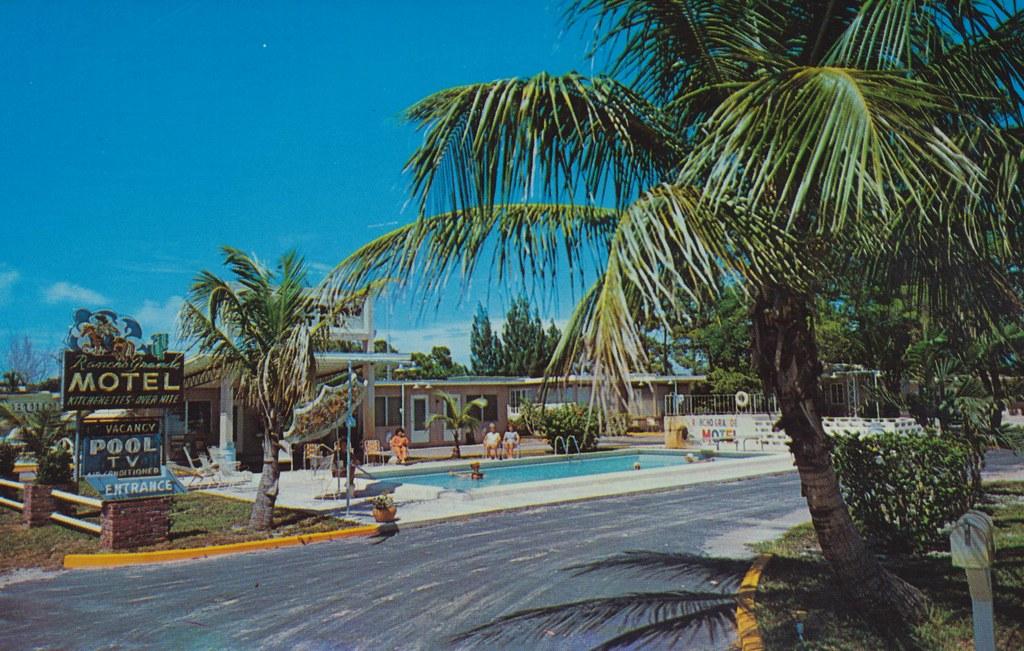 Rancho Grande Motel Stuart Florida 622 U S Highway