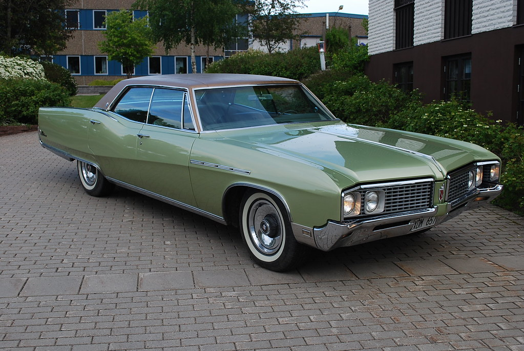 A Ef B on 1973 Buick Lesabre