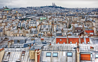Paris Rooftops | by Faddoush