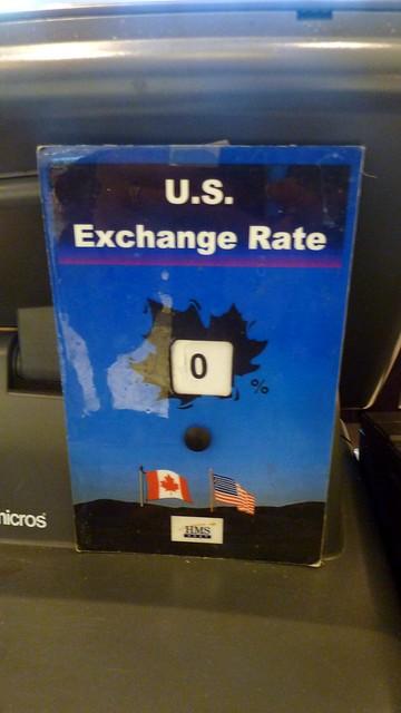 Calforex exchange rates toronto
