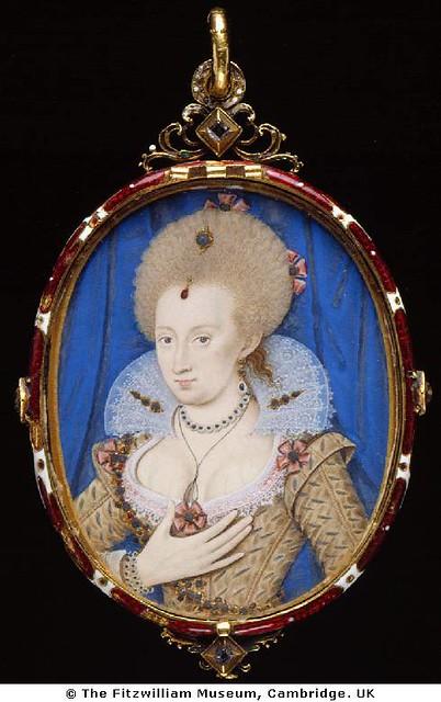 Queen Anne of Denmark, wife of James I | Anne of Denmark ...