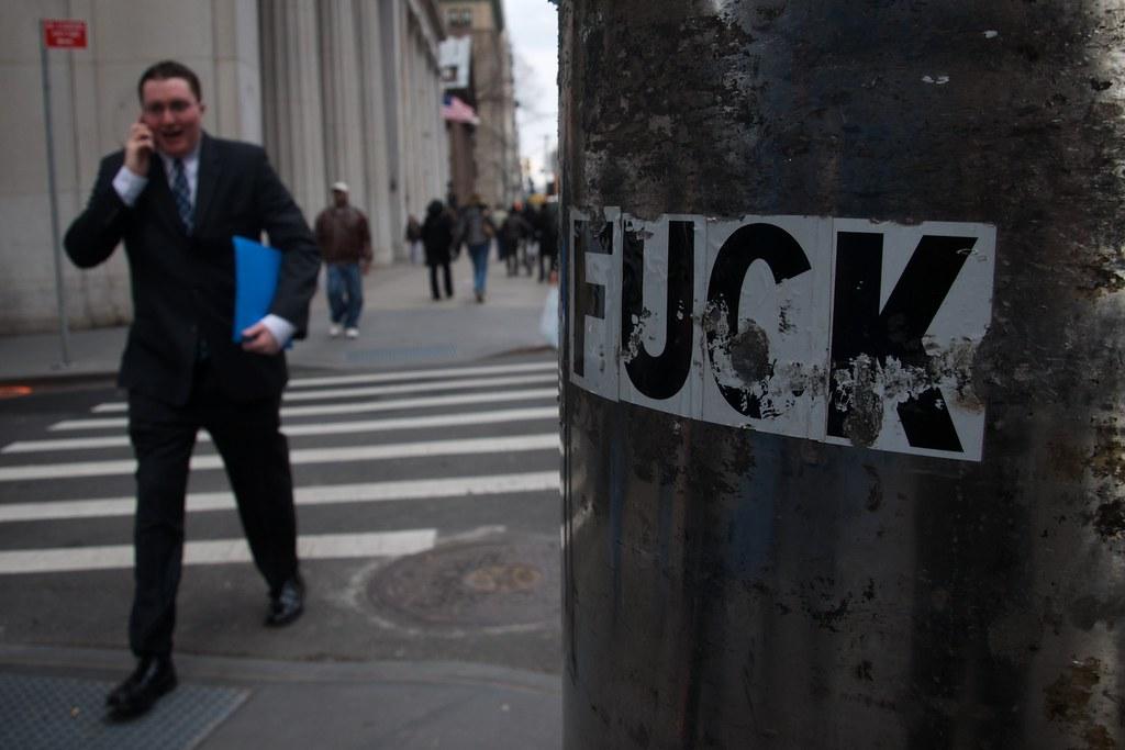 Fuck Wall Street 84