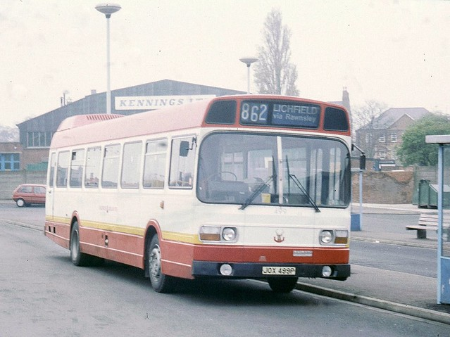 Lichfield Bus Station Car Park
