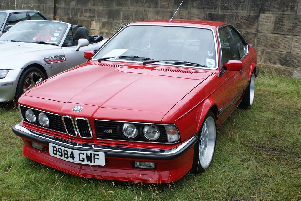 Bmw E26 M6 Gareth Peate Flickr