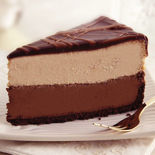 Images Of Chocolate Cheesecake