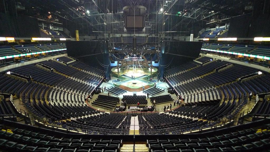 Tn >> #83: Bridgestone Arena, Nashville TN. | ampontour | Flickr