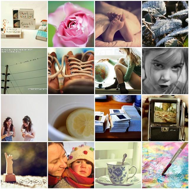 Inspiration Mosaic - January 2009