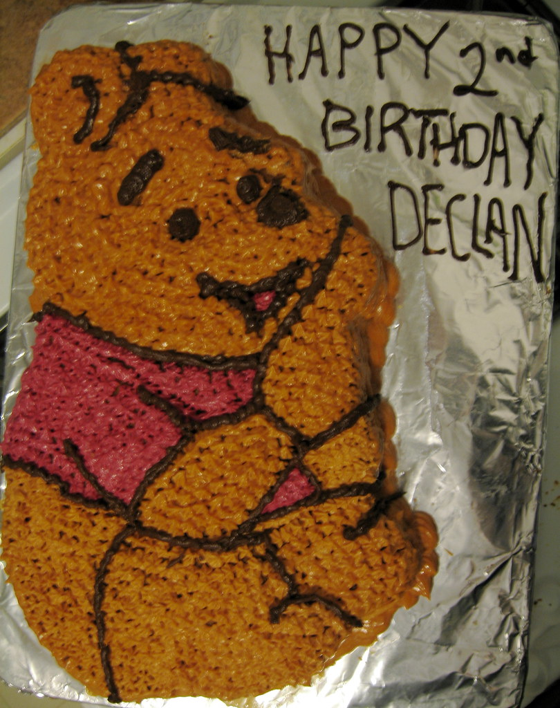 Birthday Cake Danny