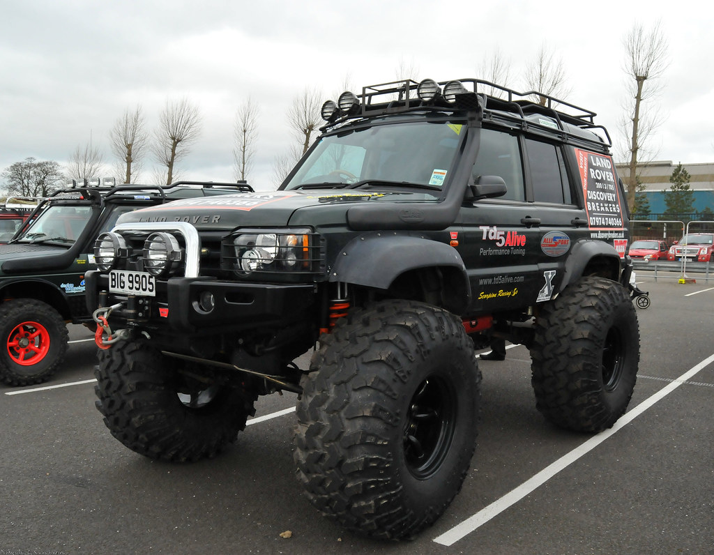 Land Rover Discovery 2 Td5 Si Flickr